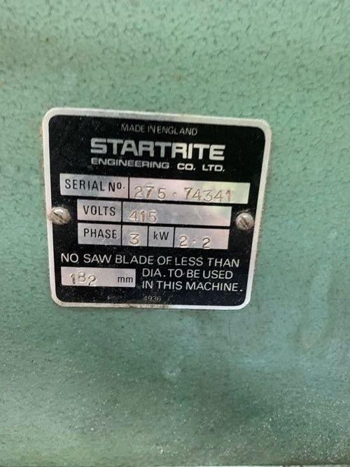1 - StartRite 182mm Stichsäge