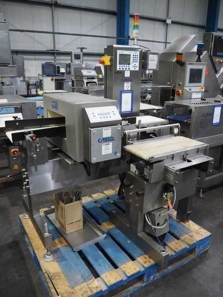 Cassel Messtechnik GmbH / Metallhai