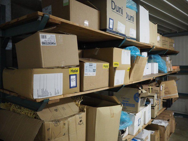 NN-Etikettier- und Verpackungsmaterialien