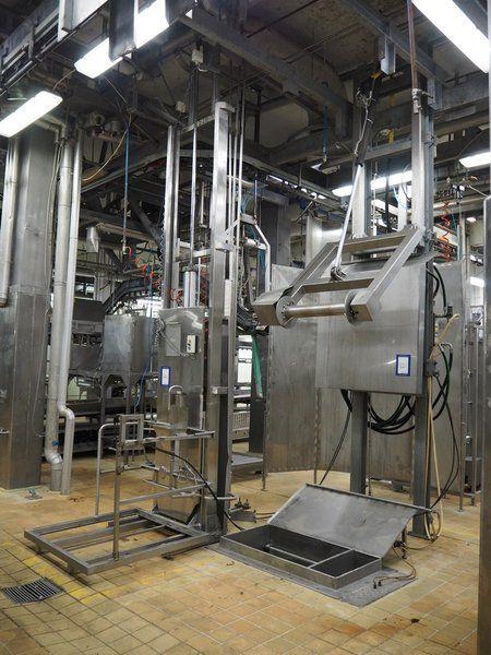 NN Trockenmaschine für Rinder
