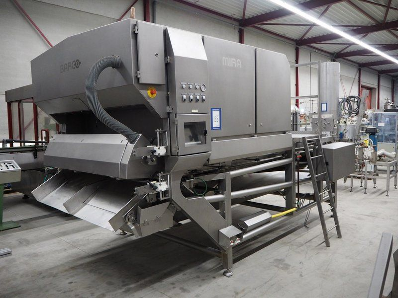 Pulsarr Industrial Research BV / Barco-Maschine