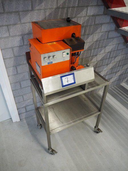 Weber Schraubautomaten