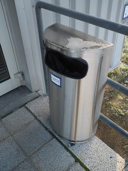 NN Mülleimer