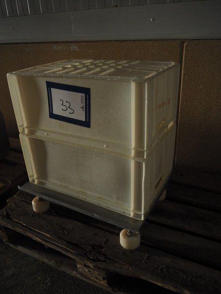 NN Rahmen für Kisten