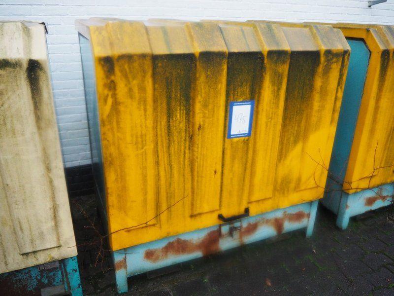 NN-Abfallbehälter