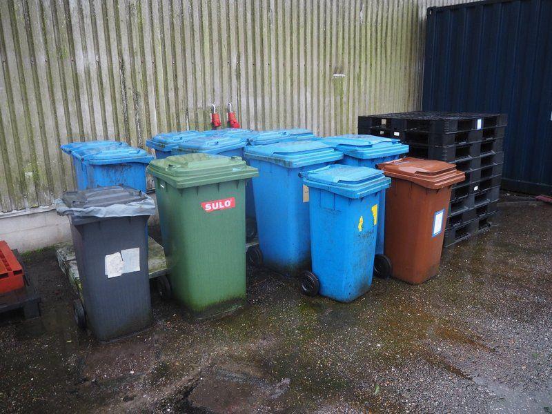 NN Abfallbehälter