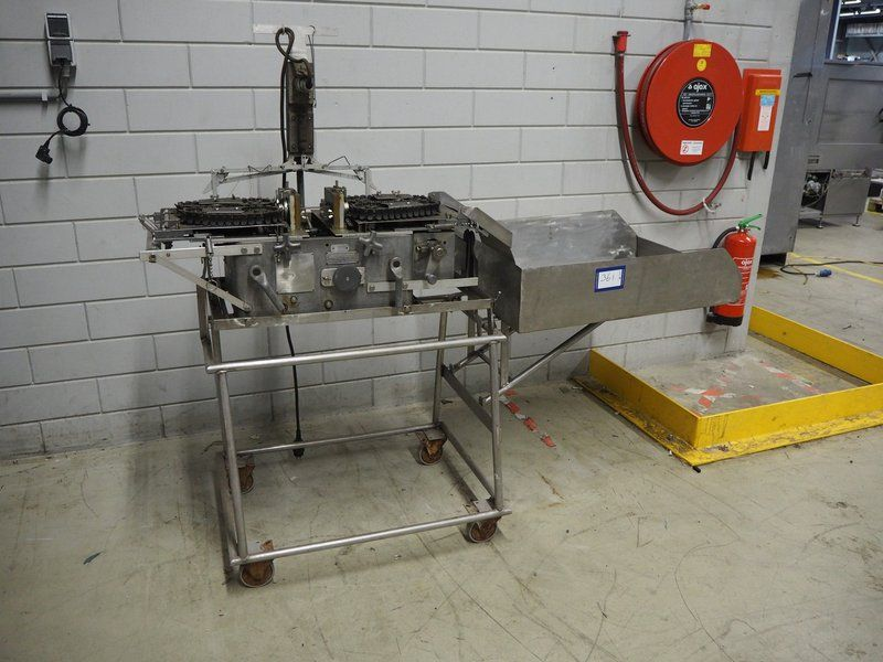 587-361: Linker Machines Inc.