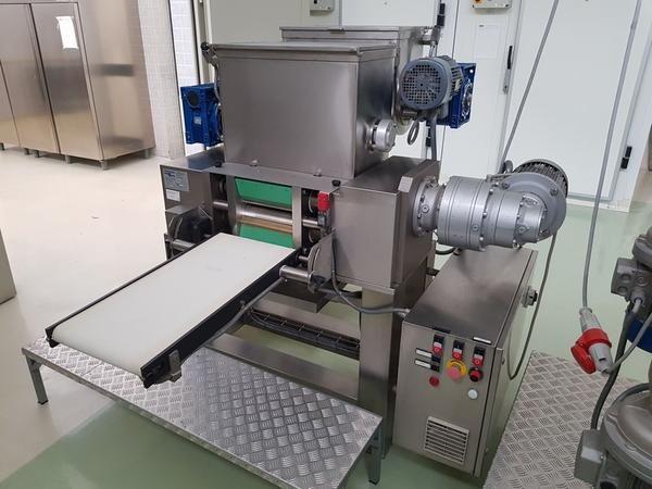 Automatische Walzenmaschine