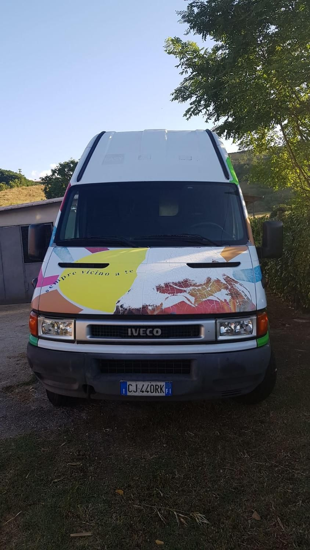 Iveco Daily 35 C 13 Kleinbus