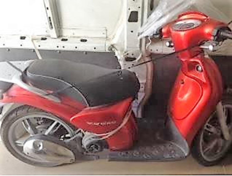 Aprilia Scarabeo 50 Moped