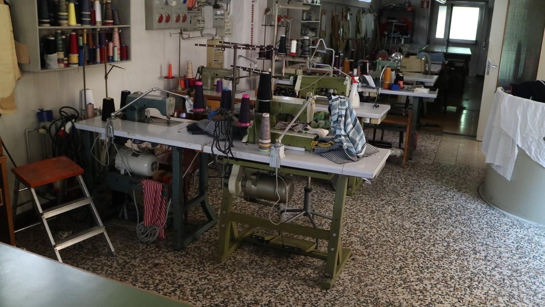 Verpackungsmaschinen von Necchi und Rimoldi