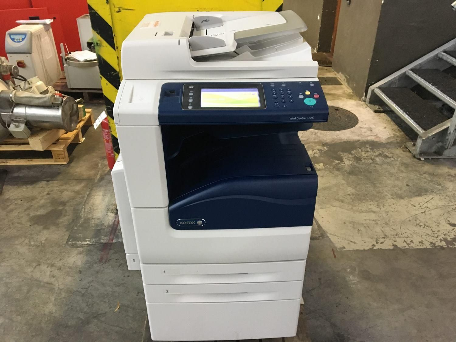 Xerox Workcenter 7220