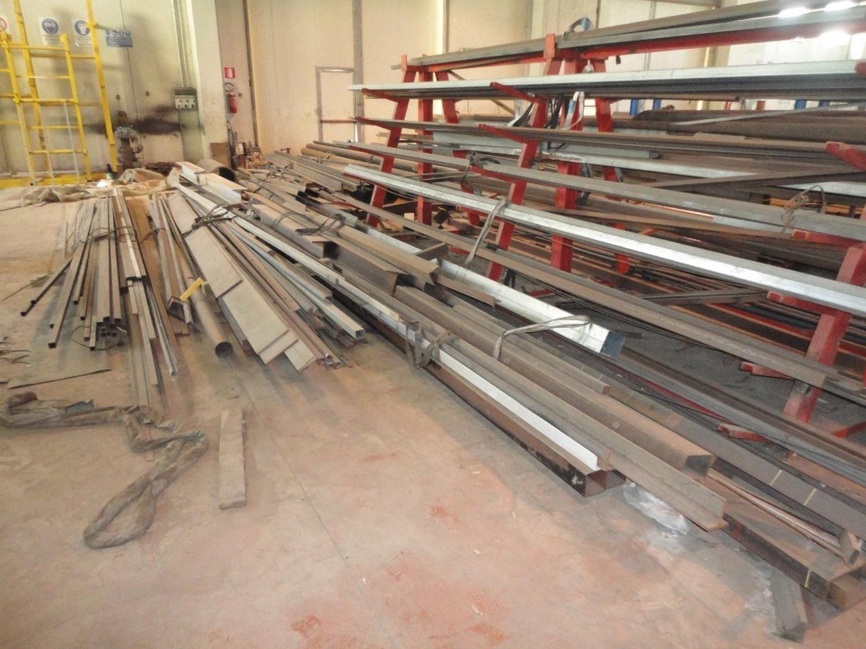 Metallprofile und Eisenwerkstoffe