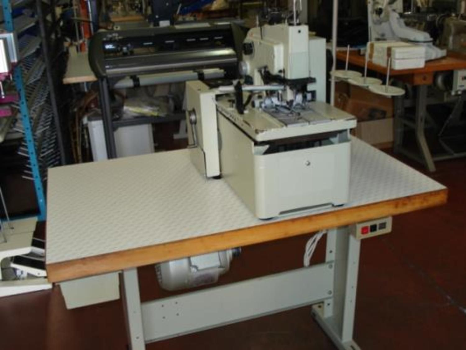 Nähmaschine Global BH 759