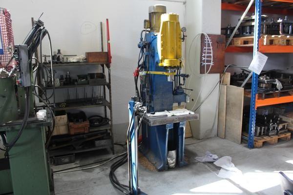 Galfer hydraulische Presse und Werkzeuge