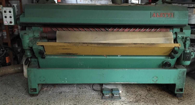 Aletti PL 1700 Stollmaschine