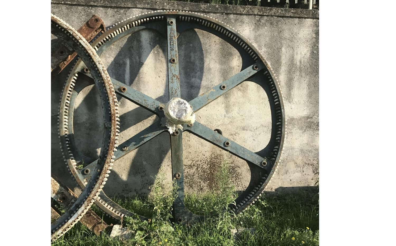 Gozzini Gußeisen Kronen gears
