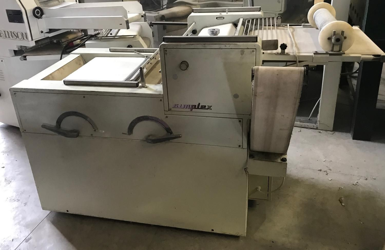 Bertuetti 10-M312 Langhobelmaschine