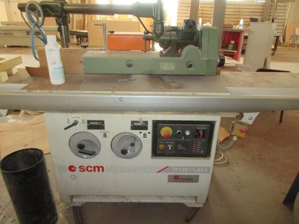 Scm Group Spa Spindelfräsmaschinen