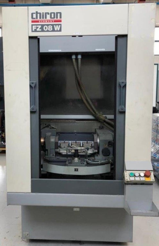 Chiron FX 08 W Bearbeitungszentrum