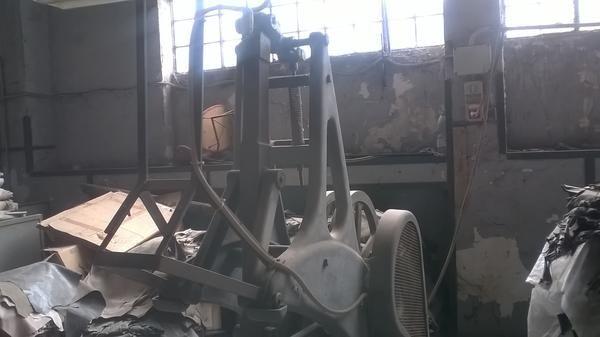 Gozzini Glasiermaschine