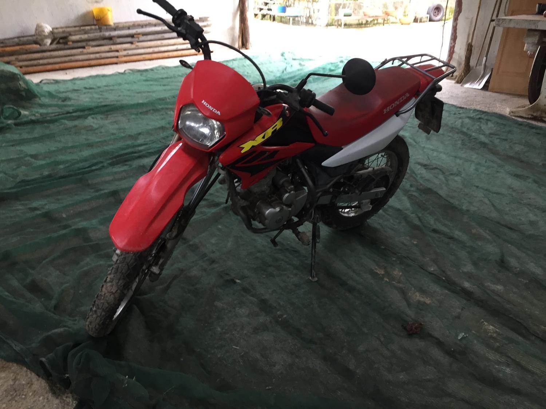 Motorrad Honda XR 125