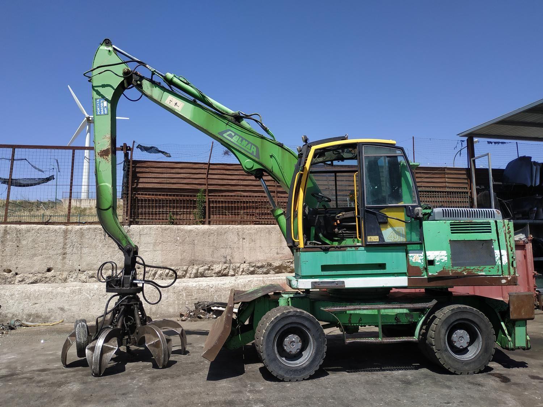 Colmar 401 Radtraktor