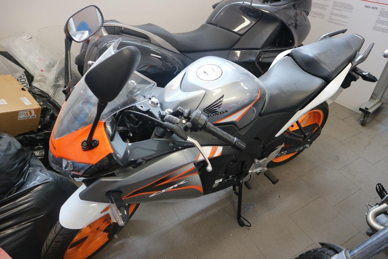 Honda CBR125 Motorrad