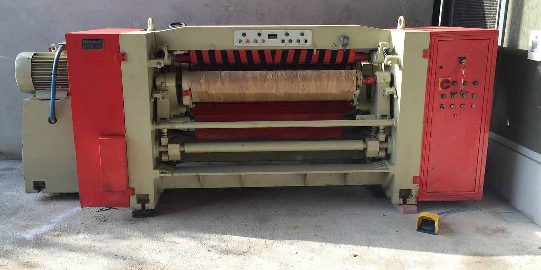 Die Formmaschine Gerberei IDRAULIC Naßrasur Maschine