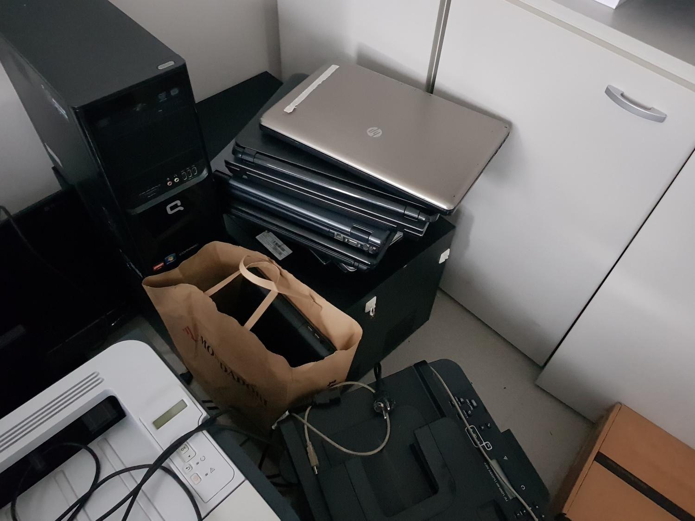 IBM Server et Drucker