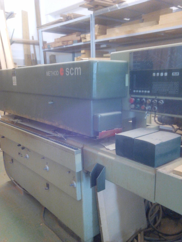 SCM Method K Machine