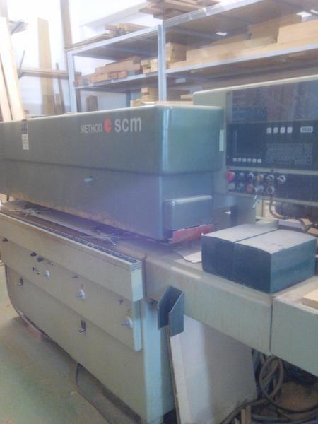 SCM Méthode K Machine