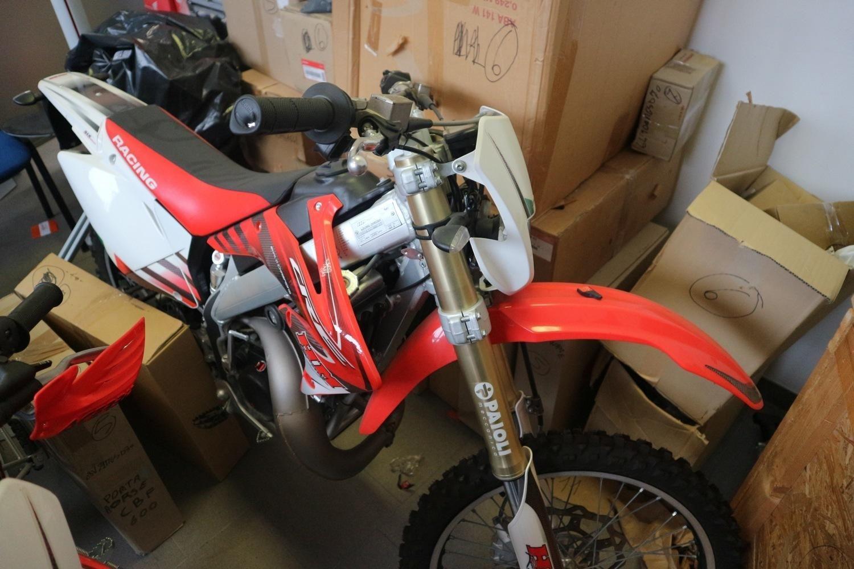 HM Enduro CRE Motorrad