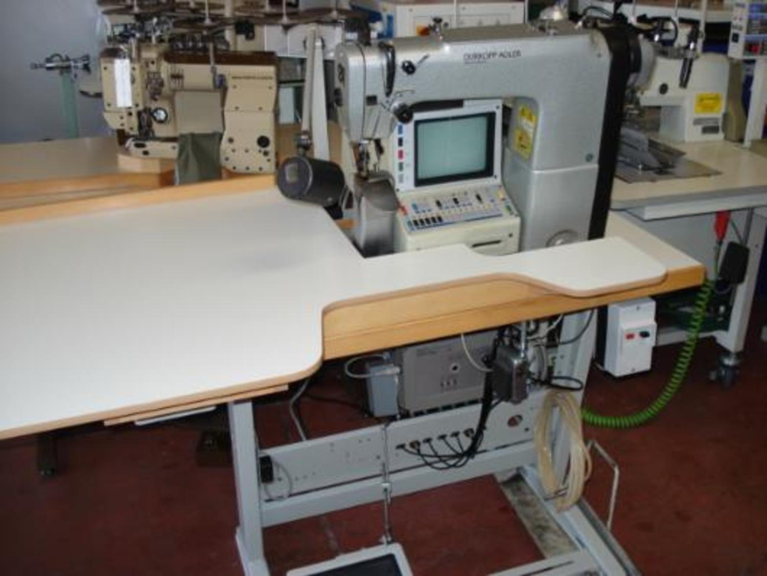 Nähmaschine Durkopp 550-16-6