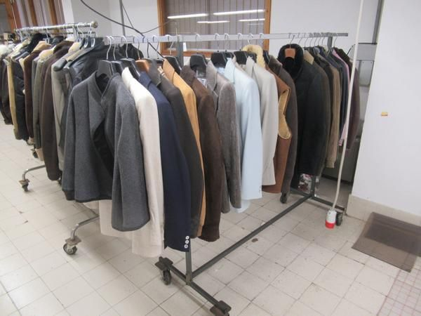 Korsetts und Kleidung
