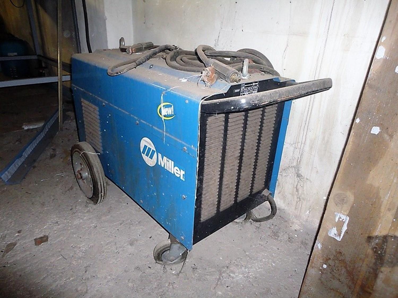 Miller Schweißmaschine