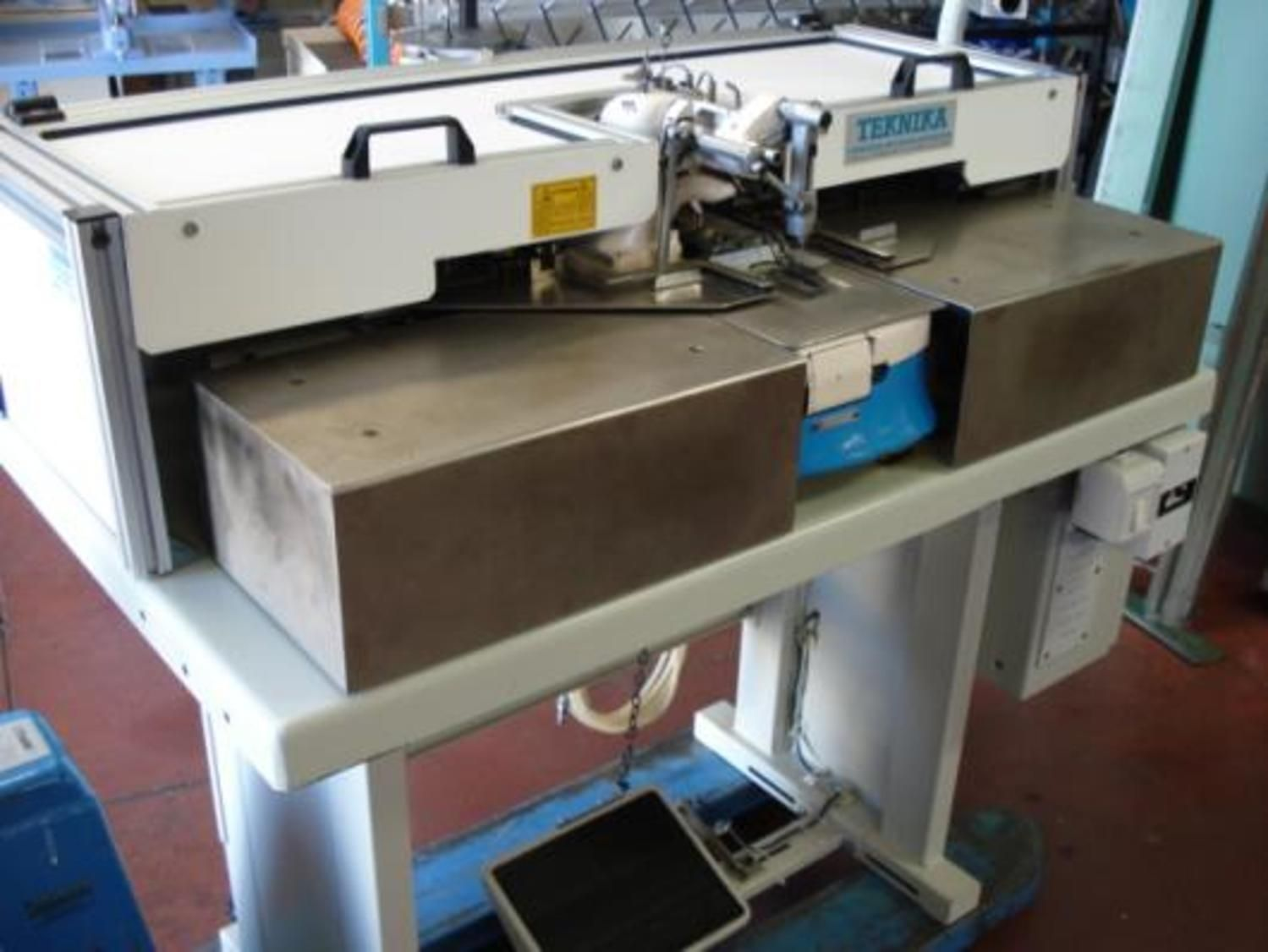 Nähmaschine Tecnica C016