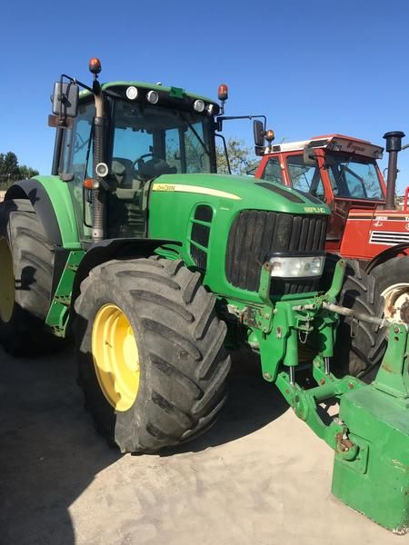 John Deere 7530P Traktor