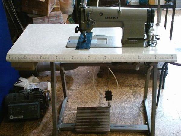 Nähmaschine Juki LH 515