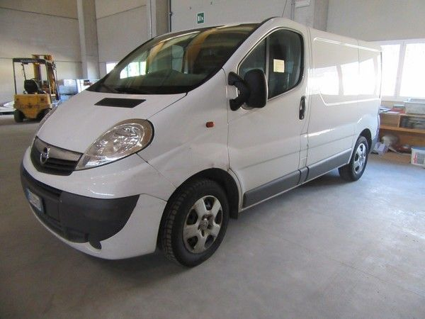 Opel Vivaro LKW