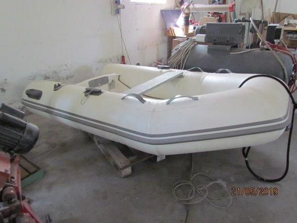 Tender Honda Wave 240 Schlauchboot