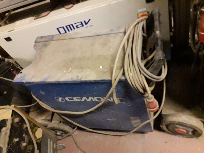 Cemont compact 270T Schweißgerät