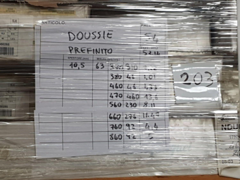 Doussie Mehrschichtparkett