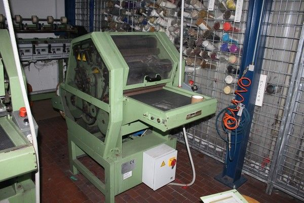 Coppo Strickmaschinen und Corghi Wickler