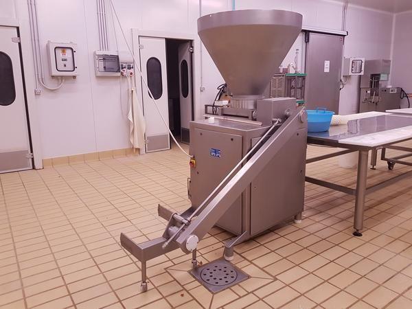 Omet Absackmaschine