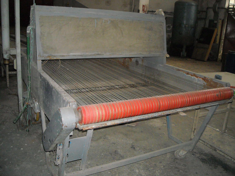 Lederbenetzungsmaschine