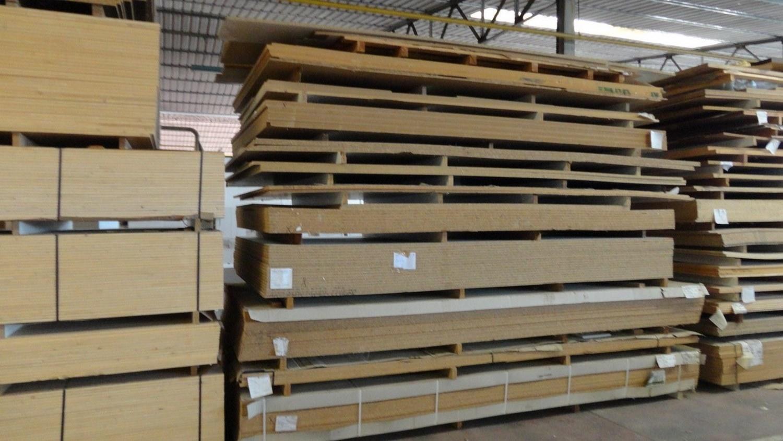 MDF Holzplatten