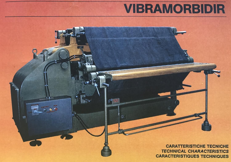 Máquina apiladora continua Omac PCV 1650 vibramorbidir