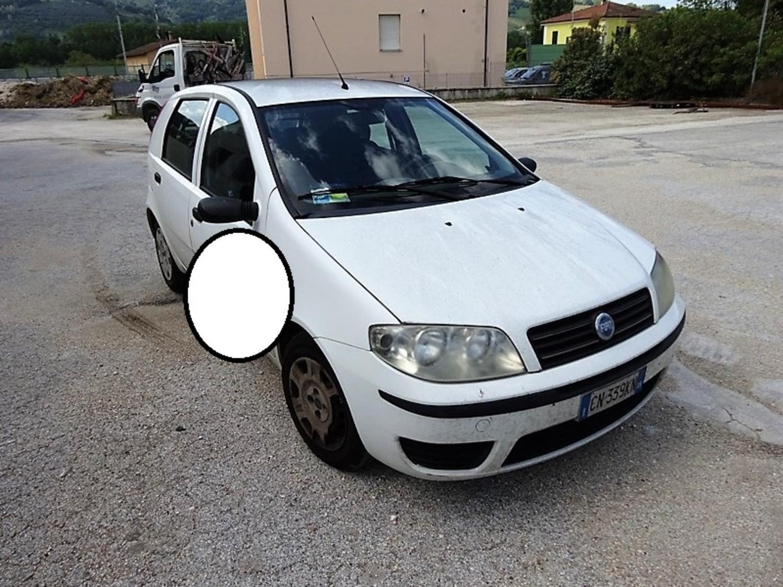 Fiat Punto voiture