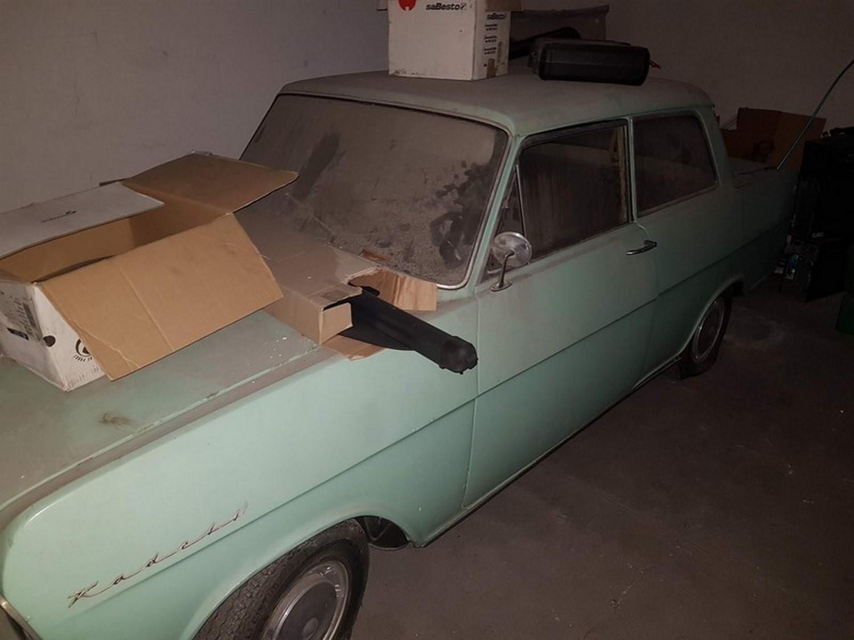 Oldtimer Opel Kadett